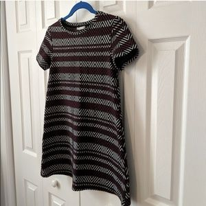 Zara Dresses - Zara T-Shirt Tunic Mini Dress Size Small